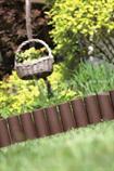 Travní lem, zahradní palisáda IPAL PLUS 2,4 m