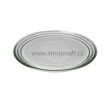 Skleněný otočný talíř