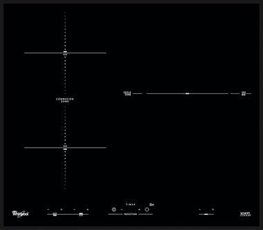 Varná deska Whirlpool ACM 832/BA