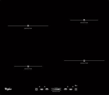 Varná deska Whirlpool ACM 836/BA