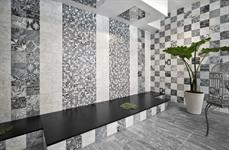 Obklad Kandinsky 20x20, dekory Alfa-Beta, Alfa-Beta mosaico, podlaha HEG5
