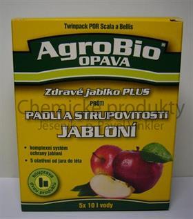 Zdravé jablko PLUS - souprava proti padlí a strupovitosti