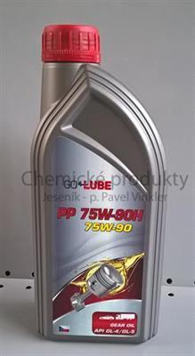 PP 75W-90H syntetický převodový olej