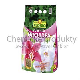 FLORIA Substrát pro orchideje 3 l