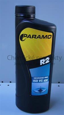 Paramo R2 vývěvový olej