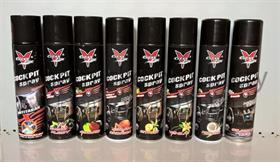 CLEANFOX Cockpit spray 400 ml