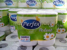 Toaletní papír Perfex DeLuxe 3-vrstvý