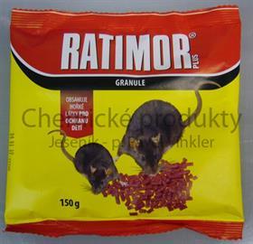 Ratimor granule