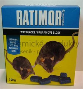 Ratimor parafínové bloky
