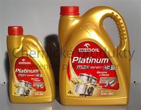 OrlenOil Platinum MaxExpert C3 5W-40 syntetický olej
