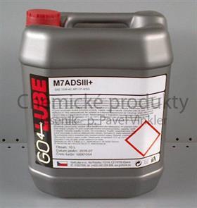 M7ADS III. motorový olej