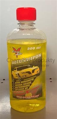 CLEANFOX Autošampon 500 ml premium