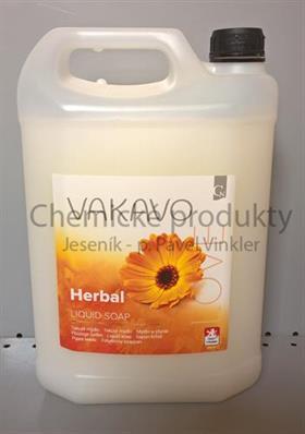 Vakavo LOVE tekuté mýdlo Herbal