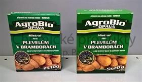 PROTI plevelům v bramborách (Mistral)