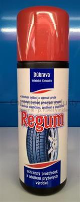 REGUM ochranný a konzervační prostředek košetření pryžových výrobků