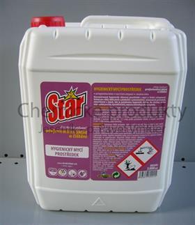 Star Hygienický mycí prostředek
