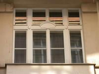 Špaletová okna Růžová Praha
