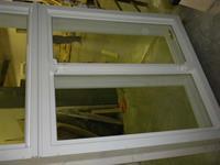 Špaletová okna pod Slovany