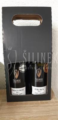 Dárkové balení vína - POZDRAV Z PÁLAVY